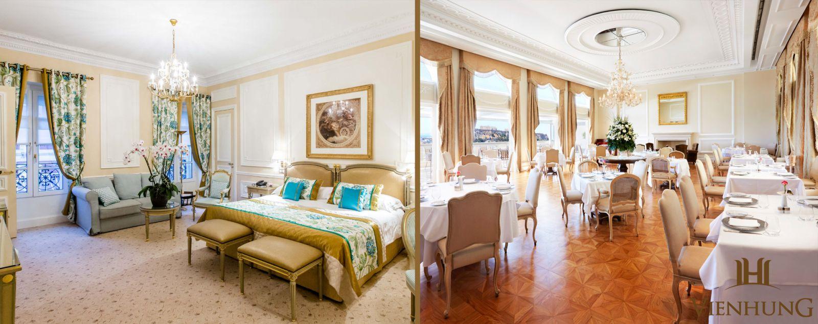 khách sạn và resort